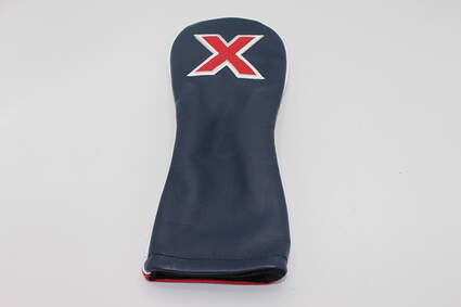 "Brand New ""X"" USA Flag Titleist Fairway Wood Headcover"