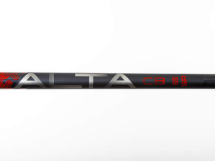 Used W/ Adapter Ping Alta CB 65 Red Fairway Shaft Senior 41.25in Right Handed Ping Adapter