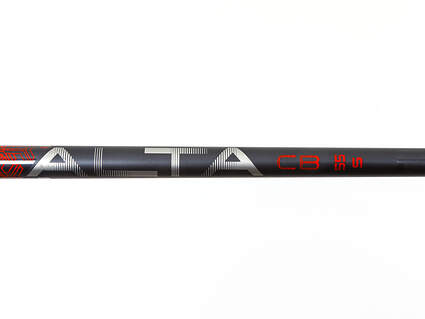 Used W/ Adapter Ping Alta CB 55 Red Driver Shaft Stiff 42.75in Left Handed Ping Adapter (G410)