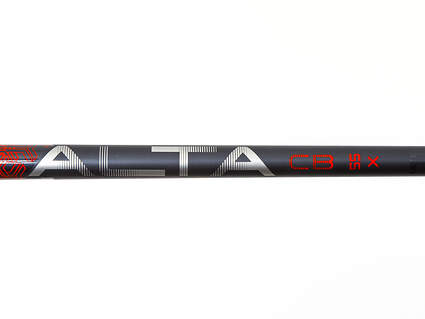 Used W/ Adapter Ping Alta CB 55 Red Driver Shaft X-Stiff 44.5in Right Handed Ping Adapter