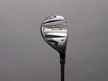 Cobra Baffler Rail H Hybrid 3 Hybrid 19° Cobra Motore Baffler Rail-H Graphite Regular Right Handed 40.5in