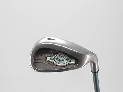 Callaway X-12 Single Iron 8 Iron Callaway Gems Graphite Ladies Right Handed 35.75in