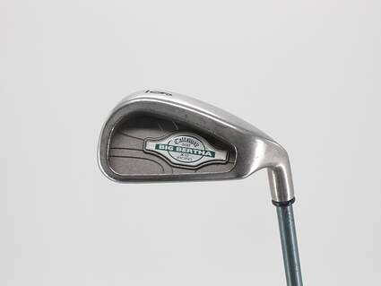Callaway X-12 Single Iron 6 Iron Callaway Gems Graphite Ladies Right Handed 36.5in