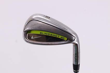 Nike Slingshot 4D Single Iron 8 Iron True Temper Speed Step 85 Steel Regular Right Handed 36.5in