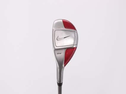 Nike CPR Hybrid 3 Hybrid 21° Nike UST Ignite Graphite Senior Left Handed 40.75in