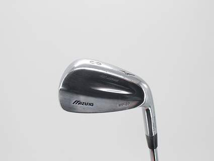 Mizuno MP 67 Single Iron 8 Iron Project X 5.5 Steel Stiff Right Handed 36.5in