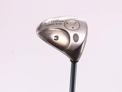 Callaway Hawkeye Fairway Wood 3 Wood 3W Hawkeye Gems UL Graphite Ladies Right Handed 42.75in