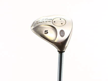 Callaway Hawkeye Fairway Wood 5 Wood 5W Hawkeye Gems UL Graphite Ladies Right Handed 41.75in