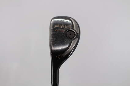 Ping I25 Hybrid 3 Hybrid 19° Ping PWR 80 Graphite Stiff Left Handed 40.0in