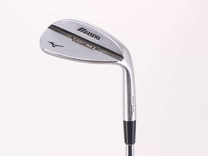 Mizuno MP-T4 White Satin Wedge Lob LW 58° Dynamic Gold Spinner Steel Wedge Flex Right Handed 35.75in