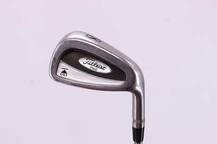 Titleist DCI 762 Single Iron 8 Iron True Temper Dynamic Gold R300 Steel Regular Right Handed 36.5in