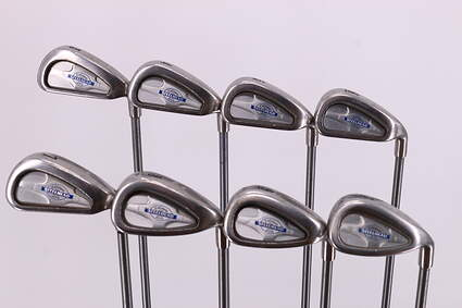 Callaway X-14 Iron Set 3-PW Callaway X-24 Iron Graphite Graphite Regular Right Handed 37.75in