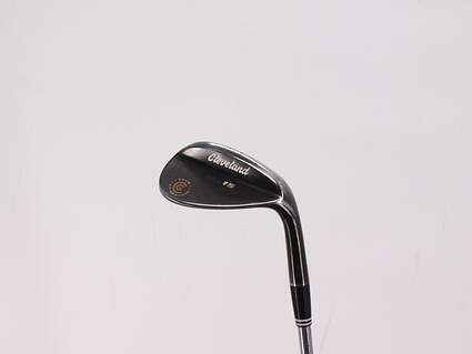 Cleveland CG15 Black Pearl Wedge Sand SW 54° 14 Deg Bounce Cleveland Traction Wedge Steel Wedge Flex Right Handed 35.5in
