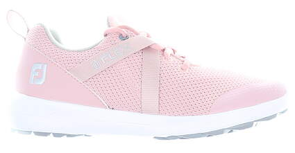New Womens Golf Shoe Footjoy Prior Generation FJ Flex Medium 6.5 Pink MSRP $90 95730