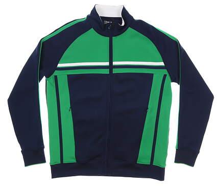 New Mens Bobby Jones Rule 18 Jacket X-Large XL Multi MSRP $150 BR480248