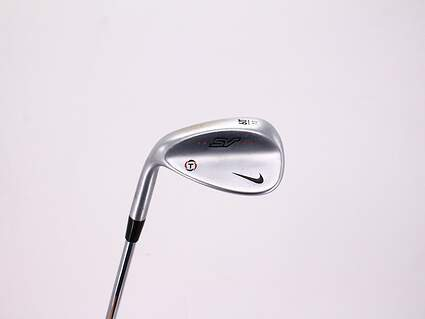 Nike SV Tour Chrome Wedge Lob LW 60° 10 Deg Bounce True Temper Dynamic Gold S400 Steel Stiff Left Handed 35.0in