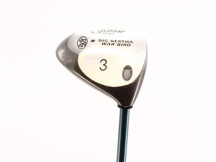 Callaway Big Bertha Fairway Wood 3 Wood 3W Callaway Gems Graphite Ladies Right Handed 42.0in