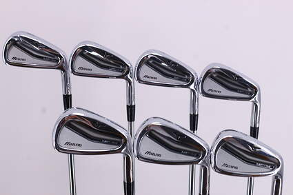 Mizuno MP-54 Iron Set 4-PW FST KBS Tour 120 Steel Stiff Right Handed 38.75in