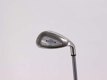 Callaway X-14 Single Iron Pitching Wedge PW Callaway Stock Graphite Graphite Stiff Right Handed 35.75in