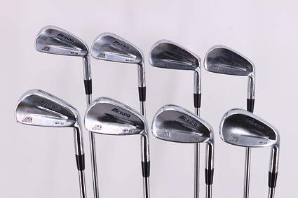 Mizuno MP 32 Iron Set 3-PW True Temper Dynamic Gold S300 Steel Stiff Right Handed 37.75in