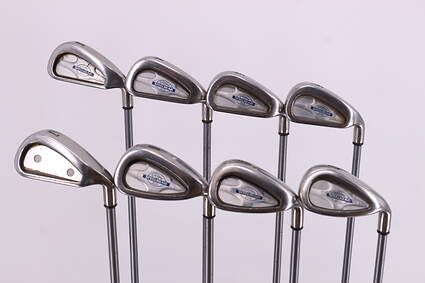 Callaway X-14 Iron Set 3-PW Callaway GBB System 60 Graphite Regular Right Handed 38.0in