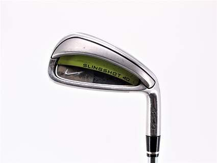 Nike Slingshot 4D Single Iron 4 Iron True Temper DG SuperLite R300 Steel Regular Right Handed 38.0in