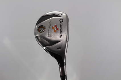 TaylorMade 2009 Rescue Hybrid 4 Hybrid 22° TM Aldila reax 65 hybrid Graphite Senior Right Handed 39.75in