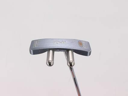 Guerin Rife Two Bar Blade Offset Putter Steel Right Handed 34.0in