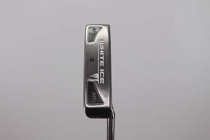 Odyssey White Ice 2 Putter Toe Down Steel Right Handed 33.0in