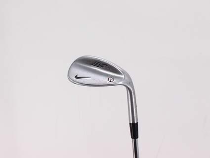 Nike SV Tour Chrome Wedge Sand SW 56° 14 Deg Bounce True Temper Dynamic Gold S400 Steel Stiff Right Handed 35.0in
