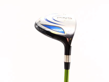Ping G5 Fairway Wood 7 Wood 7W 21° Aldila NV 2KXV Green 75 Graphite Stiff Right Handed 41.75in