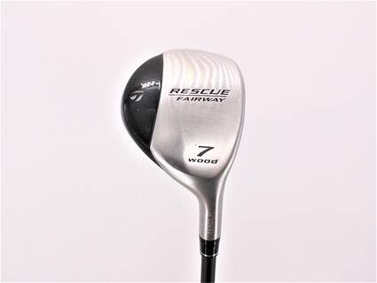 TaylorMade Rescue Fairway Fairway Wood 7 Wood 7W 21° TM M.A.S.2 55 Graphite Regular Right Handed 41.0in