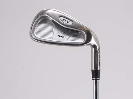 TaylorMade Rac OS Single Iron 3 Iron TM T-Step 90 Steel Regular Right Handed 39.25in