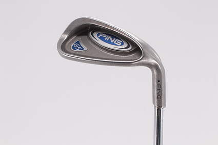 Ping G5 Single Iron Pitching Wedge PW Ping JZ Steel Stiff Right Handed Black Dot 36.5in