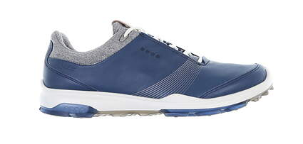 New Womens Golf Shoe Ecco BIOM Hybrid 3 37 Blue MSRP $200 12550301086