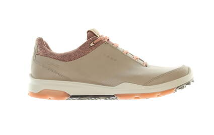 New Womens Golf Shoe Ecco BIOM Hybrid 3 EU 39 (8-8.5) Oyster/ Muter Clay MSRP $200 12550350999
