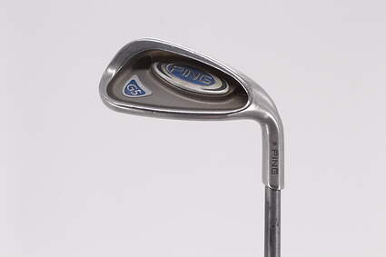 Ping G5 Single Iron Pitching Wedge PW Stock Graphite Shaft Graphite Ladies Right Handed Red dot 36.25in