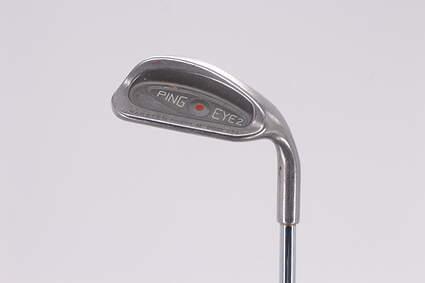 Ping Eye 2 Single Iron Pitching Wedge PW Ping ZZ Lite Steel Stiff Right Handed Orange Dot 35.75in