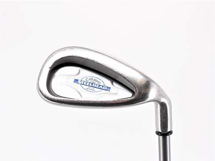 Callaway X-14 Single Iron 9 Iron Callaway Stock Graphite Graphite Regular Right Handed 36.0in
