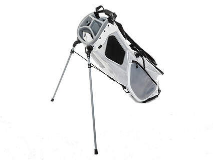 Brand New Titleist 2020 Players 4 Plus White/Gray Stand Single Strap Bag