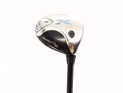 Callaway X Fairway Wood 5 Wood 5W 19° Callaway Gems Graphite Ladies Right Handed 41.0in