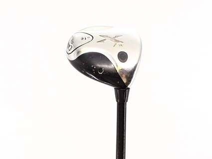 Callaway X Fairway Wood 7 Wood 7W 21° Callaway Gems Graphite Ladies Right Handed 40.5in