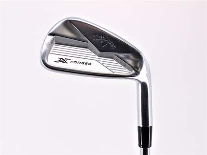 Callaway X Forged Single Iron 7 Iron Project X Rifle 6.0 Steel Stiff Right Handed 37.0in