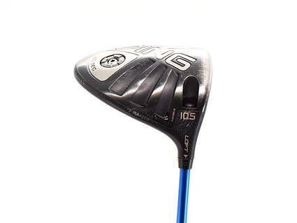 Ping G30 LS Tec Driver 10.5° Ping TFC 419D Graphite Senior Right Handed 45.5in