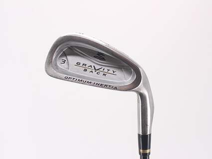 Cobra Gravity Back Single Iron 3 Iron 21° Cobra MSS Ultra Lightweight Graphite Regular Right Handed 39.0in