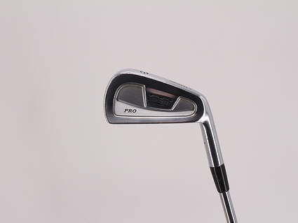 Mizuno T-Zoid Pro Forged Single Iron 3 Iron 21° Dynamic Gold Sensicore R300 Steel Regular Right Handed 39.25in