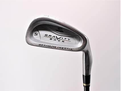 Cobra Gravity Back Single Iron 5 Iron 26.5° Cobra MSS Ultra Lightweight Graphite Regular Right Handed 38.0in