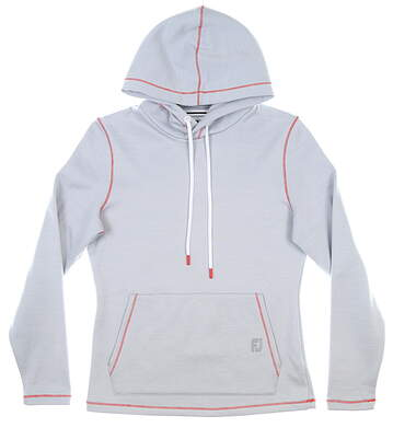 New Womens Footjoy Hoodie Small S Gray MSRP $120