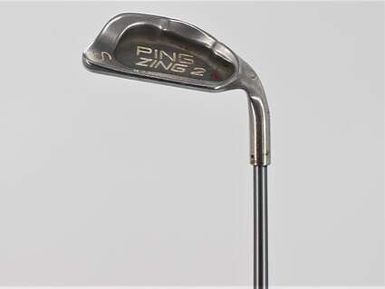 Ping Zing 2 Wedge Sand SW UST Mamiya Elements Platinum 7 Graphite Stiff Right Handed Red dot 34.75in