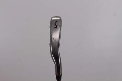 Titleist 712 AP1 Single Iron 5 Iron Dynalite Gold XP R300 Steel Regular Right Handed 38.0in